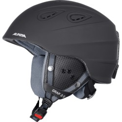 KASK ALPINA GRAP 2.0 BLACK GREY MATT rozm. 57-61